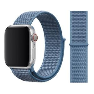 NEW[BAND] Cape Cod Blue Strap Loop For Apple Watch